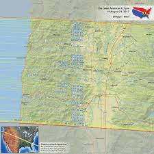 Map Of Beaverton Oregon by Oregon Eclipse U2014 Total Solar Eclipse Of Aug 21 2017