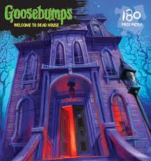 House Movies by Welcome To The Dead House Goosebumps Puzzle Jigsaw Puzzle