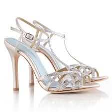 bridesmaid heels chagne bridesmaid shoes shoes