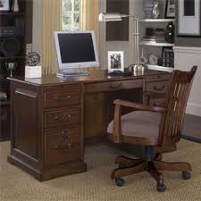 Riverside Furniture Computer Armoire Cantata 54 Inch Flat Top Computer Desk Shopping In Riverside