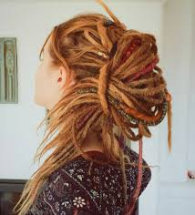 30 stunning dreadlock styles for girls u2014 rock your dreads