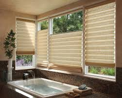 bathroom window treatments for bathrooms luxury master bedrooms