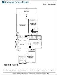 standard pacific floor plans st paul at phillips creek ranch estates first floor easy to place