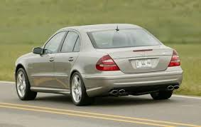 mercedes e class 2004 review used 2004 mercedes e class e55 amg pricing for sale edmunds