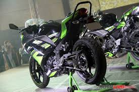 2017 kawasaki ninja 300 launched in india price specs details
