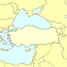 Greece Map Blank by Turkey Map With Cities Blank Outline Map Of Turkey