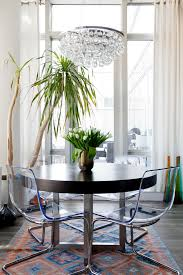 ikea table tops technique new york eclectic dining room decorating