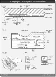 multiple oled display patents surface from apple patently apple