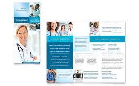 tri fold brochure publisher template billing coding tri fold brochure template word publisher