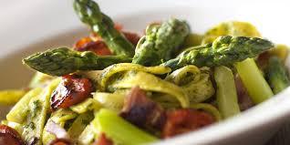 cuisine asperges vertes tagliatelles aux asperges vertes et tomates cerise mes recettes