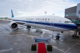 Air China Seat Map by China Southern Takes Delivery Of First Boeing 777 300er Airways