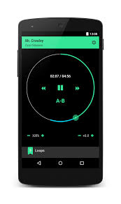 android audio player loopo audio player for android with a b repeat speed and pitch adjust