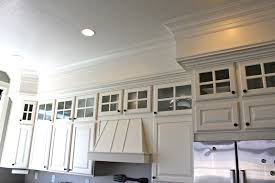 Kitchen Molding Cabinets by Amy U0027s Casablanca Kitchen Soffit Transformation