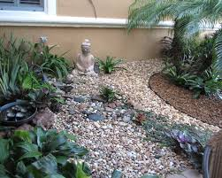 rock landscaping concepts that are quick u0026 easy backyard
