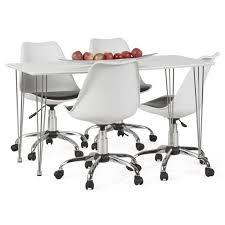 set de bureau fantaisie chaise de bureau blanche 25 fantaisie fauteuil allongé