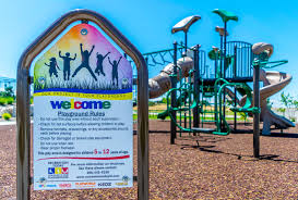 commercial playground equipment sold and installed in the united