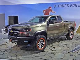 corvette colorado chevrolet colorado zr2 concept revealed kelley blue book