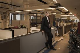 Ceo Office Floor Plan Citigroup U0027s New Office Plan No Offices Wsj
