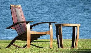 whiskey barrel table for sale barrel furniture hungarian workshop
