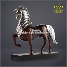 metal resin animal horse decor ideal gift for home weddings party