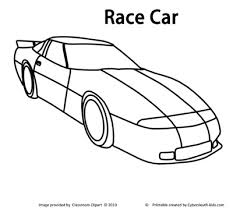 racecar coloring free printable race car coloring pages