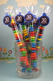 Birthday Favor Ideas by Best 25 30th Birthday Favors Ideas On 30 Rocks