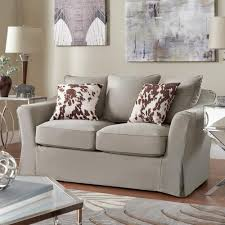 furniture loveseat slipcovers bed bath and beyond slipcovers