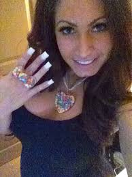 traci dimarco tracy dimarco from jerseylicious is using my jewelry on the show
