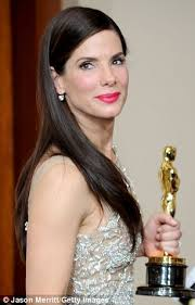 The Blind Side Actress She U0027s Had A Hollywood Wax Sandra Bullock Is Unveiled As The