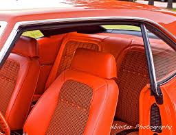Tmi Interior Tmi Sport Seat Covers Chevelle Tech 69 Camaro Hugger Orange