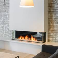 Contemporary Gas Fireplaces by Gas Fireplaces Contemporary Linear Gas Fireplace Rettinger