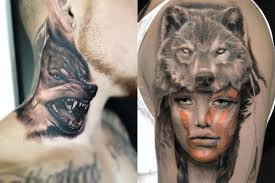 selected tattoos the work of dean lawton from australia scene360