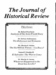 the journal of historical review volume 03 number 2 1982 the