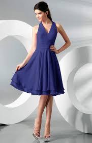 Begonia Bridesmaid Dresses Electric Blue Color Bridesmaid Dresses Uwdress Com