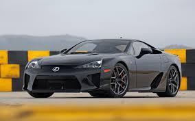 lexus sport car lfa 2012 lexus lfa quick test motor trend