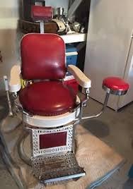 Barber Chairs For Sale Ebay Kochs Barber Chair Ebay