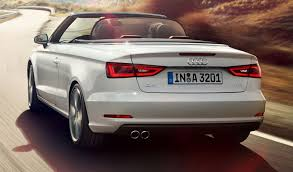 audi a3 in india price what india s cheapest convertible audi a3 cabriolet offers