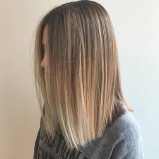 how to balayage on medium length hair 25 alluring straight hairstyles for 2018 short medium long
