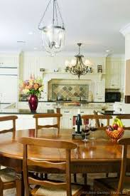Antique Kitchen Design Traditional Two Tone Kitchen Cabinets 04 Kitchen Design Ideas