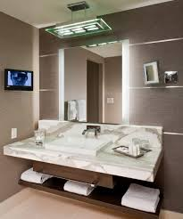 Lighted Vanity Mirrors For Bathroom Novo Lighted Mirror Electric Mirror
