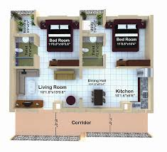 best 2 bhk home design 2 bhk home plan inspirational simple 2 bedroom house plans