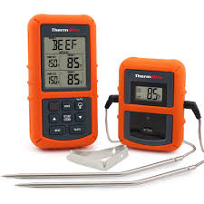 backyard grill wireless thermometer home decorating interior