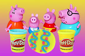 Peppa Pig Play Doh Peppa Pig Play Doh Maker Peppa Pig With Colorful