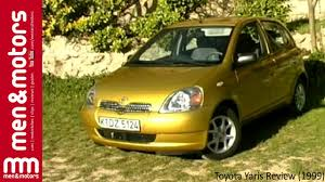 toyota yaris review 1999 youtube