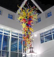Chihuly Glass Chandelier Current Exhibitions Virginia Museum Of Contemporary Art