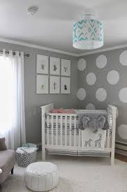 cute baby room needs a little color paint one or several of