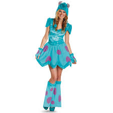 Sulley Toddler Halloween Costume Monsters University Sassy Sulley Costume Buycostumes
