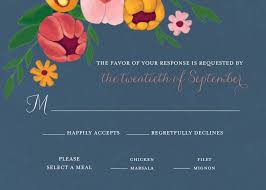 Response Card Wording Wedding Rsvp Wording And Card Etiquette Shutterfly