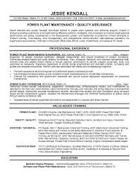 Electrical Resume Sample by Company Resume Examples General Manager Resume Sample Page 2