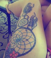 30 amazing leg and thigh tattoos